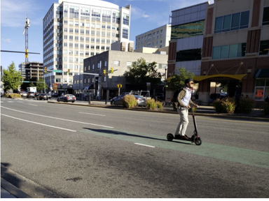 Make E-Scooters Work With Transit, Not Against It - Streetsblog
