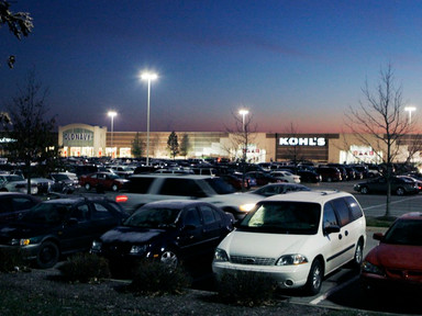America Probably Has Enough Parking Spaces for Multiple Black Fridays - City Lab