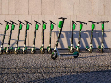 E Is For Environment: Unpacking The Benefits Of E-Scooters - Forbes