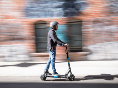 Five Ways to Redesign Cities for the Scooter Era - Bloomberg