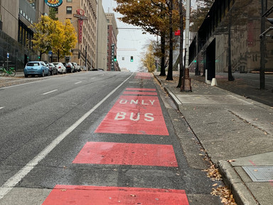 Reimagining the street: How bus lanes speed up the morning commute and why it matters - U.S. Pirg