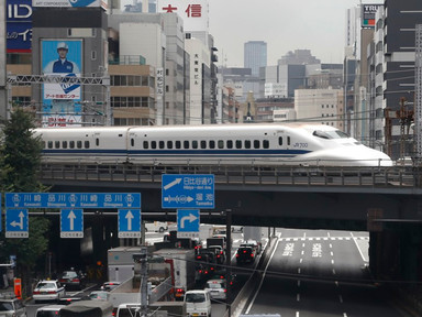 Could High-Speed Rail Ease California's Housing Crisis? See Japan. - City Lab
