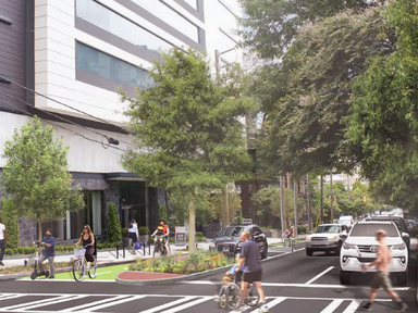 How Midtown projects launching in 2020 could be huge for crosstown mobility - Curbed