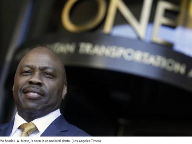 Metro CEO Phil Washington Named To Biden Transition Team - Streetsblog