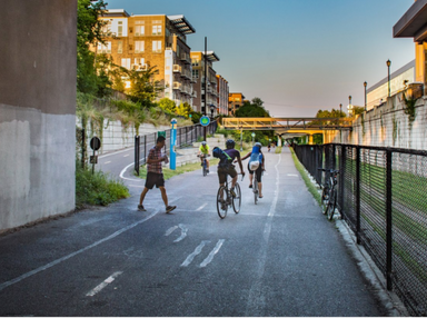 Is a Federal Greenway Act What the U.S. Needs to Recover from COVID-19? - Streetsblog