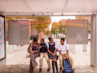 Benches and transit shelters make riders happier, study finds - Mobility Lab