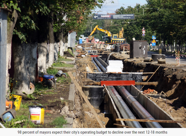 US cities look to infrastructure and tech investment for COVID recovery - Cities Today