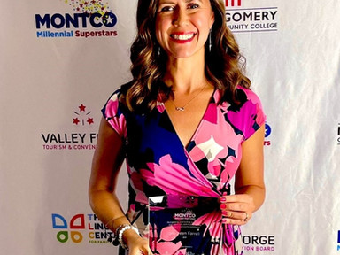 GVF, Deputy Executive Director recognized as one of Montgomery County's dynamic young professionals