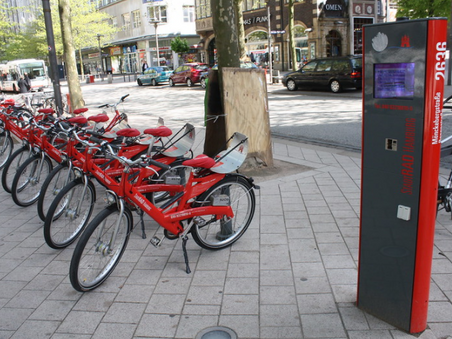 Hamburg's thermal imaging cameras capture 33 percent rise in cycling - Cities Today