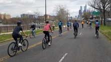Bike lane improvement project begins across Philly - Philly Voice
