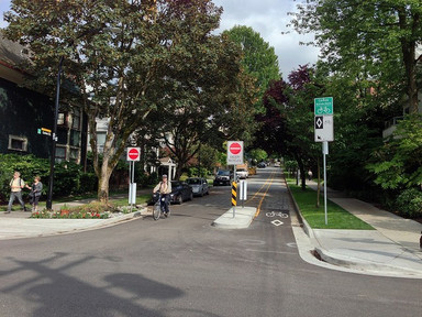 Study: Good Bike and Ped Infrastructure Actually Makes Neighbors Healthier - Streets Blog USA