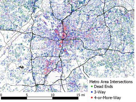 MapLab: How Car-Centric Street Networks Make Buses Less Efficient - CityLab