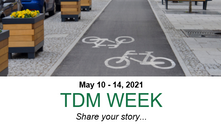 Celebrating TDM Week, May 10-14 - ACT