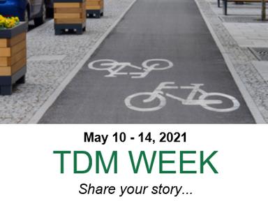 Celebrating TDM Week, May 10-14 - ACT
