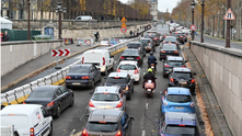 Paris Will Ban Through Traffic in City Center - CityLab