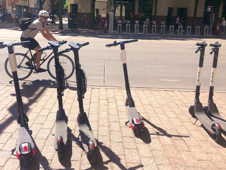 E-scooter operators form micro-mobility coalition - SmartCitiesWorld
