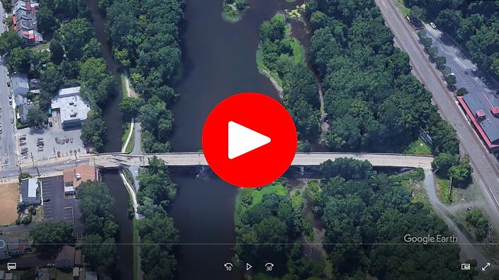 KOP Rail Refined Route Video Screenshot