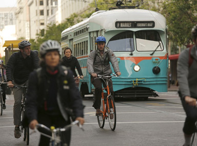 San Francisco's Busiest Street Is Going Car-Free - CityLab