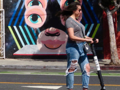Vast majority of scooters don't block sidewalks, report finds - Mobility Lab