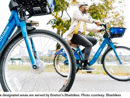 Boston pilots free rides for commuters in Main Street districts - SmartCitiesWorld