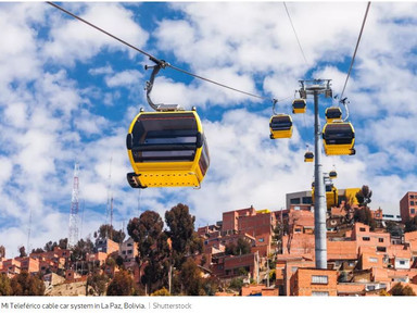 11 Urban Gondolas Changing the way People Move - Curbed