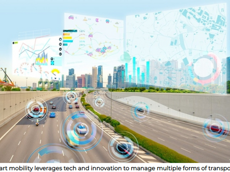 The technology that is driving the future of smart mobility - SmartCitiesWorld