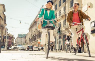 Italy provides funds to improve cycle paths, bike parking and safety - Eltis