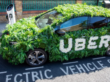 Uber aims to be zero emissions by 2040 - Cities Today