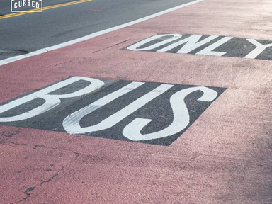How better bus lanes can fix everyone's commute - Curbed
