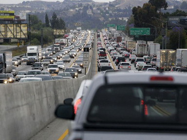 How Cars Divide America - City Lab
