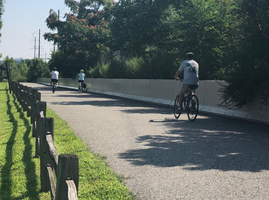 Regional Trail Activity Sees Major Increases During COVID-19 Compared To 2019 - My Chesco