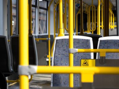 Report: Taking transit a little more makes all of us safer - Mobility Lab