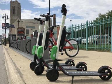 Motor City will study scooter use patterns, possibly set regulatory framework