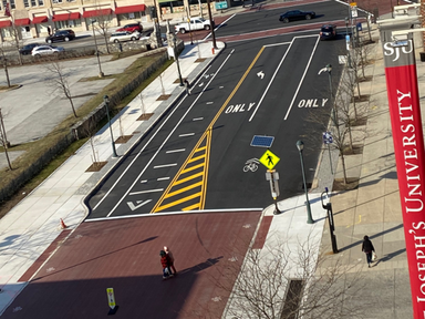 Phase II Complete in $10 Million City Avenue Improvement Project