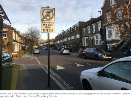 To Rethink the School Run, Get Rid of the Cars - Citylab