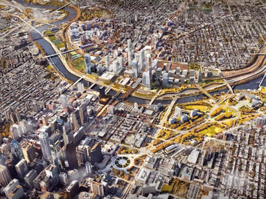 7 game-changing transportation projects planned for Philly - Curbed