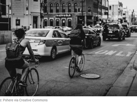COVID-19 Could End Our Dependence on Cars — If We 'Build Back Better' - Streetsblog