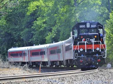 Inside a Commuter Rail Comeback in Hartford
