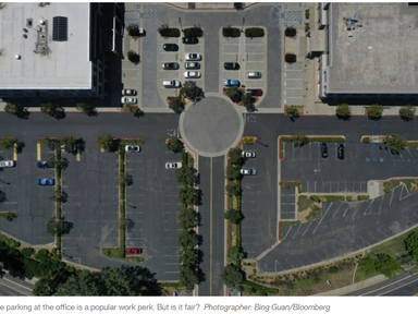 The Power of Getting Paid Not to Park at Work - CityLab