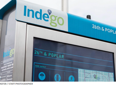 Under new contract, Indego will expand bike-share in Philly - Philadelphia Inquirer