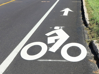 'Bikeway' Pilot Project To Begin Nov 20 in Narberth - Patch