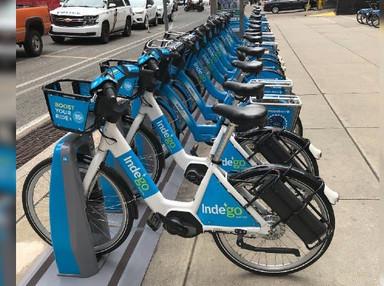 Electric bikes are returning to Philadelphia streets - KYW