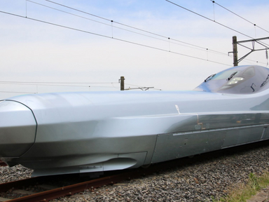 Superfast bullet train that rivals airplane flying times set to debut in Japan - NBC News Mach
