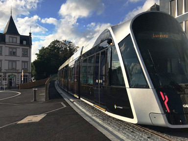 Public transport will now be free in Luxembourg - Fast Company