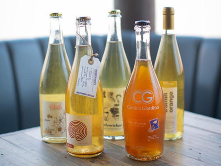 Featured on Food Network on Natural Wine