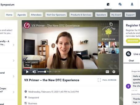 Oregon Wine Symposium - Virtual Experiences