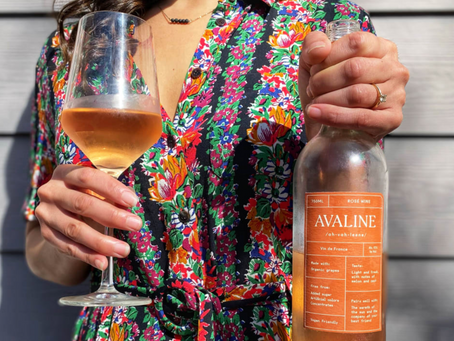 Avaline interview on Women in Wine