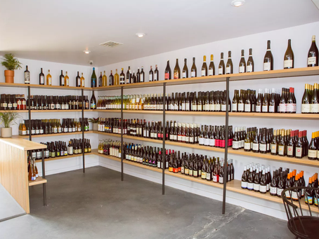 Featured on Eater for COVID Wine Pivots