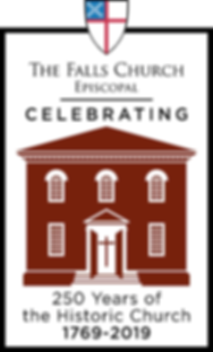 Falls church 250 anniversary logo final