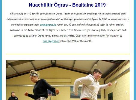 Nuachtlitir Eagrán 14 - Campaí Samhraidh, X-Hale, Turais go GoQuest, Lilliput agus an Iodáil!